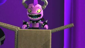 LittleBigPlanet - The famous Zeti in a Box by AuroraArtz
