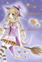 Happy Halloween! 2012 by REBORNxYUI