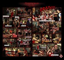 Resident Evil: Zombie Prom by ObscuraVista