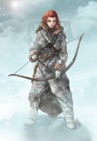 Ygritte - Game of Thrones Serie by Totemos