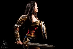 Wonder Woman Cosplay by Jessie-TR