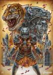 Tigris of Gaul by phrenan