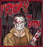 Friday the 13th Print by Killswitch-Chris
