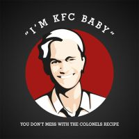I'm KFC Baby.. by LiquidSoulDesign