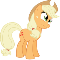 Request: Applejack by Ocarina0fTimelord