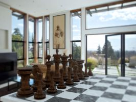 Chess Table by giacko