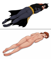 Batgirl by Flick-the-Thief