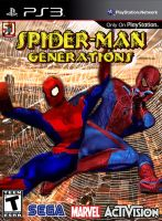 Spiderman Generations by ErichGrooms3