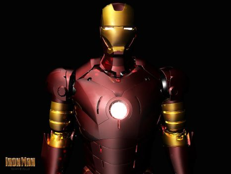 Iron Man by jointmediacore
