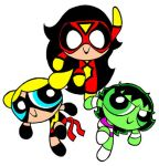 Powerpuff Avengers by jdhgoodgrief