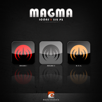Magma : Icons by MadeInKobaia