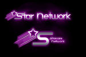 From The Vault: Star Network Logotypes 1x3 by YoungC