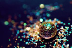 Shiny Disco Balls by Finvara