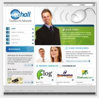 WEBHALL Creatives Services by dellustrations