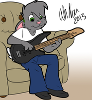 On that Bass by Marukio