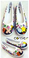 little candy shoes by JONY-CAKEP