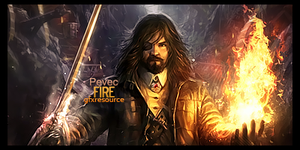 Fire Tag PS by pevec