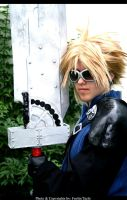 Cloud Strife - AC -  VIII by Fay-lin