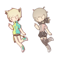 OPEN AUCTION: HHHH NUMBER 1 THO -- 251-252 by Tochi-Adopts