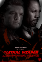The Lethal Weapon - Poster by SuperDude001