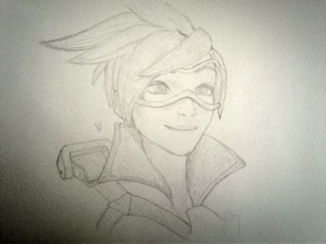 Tracer! by ImAProffesinal