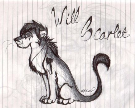 RH lionization: Will Scarlet by Larka18