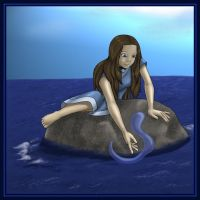 Katara daylight waterbending by lilfirebender
