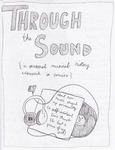 through the sound zine (cover) by amyfieldmouse