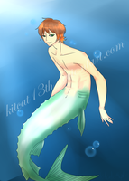 Merman Request by KitCat13th