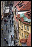 A Piece Of Prague by Aderet