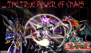 The True Power of Chaos by kailmanning