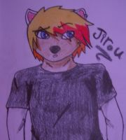 Jirou (gift for being awsome) by marty-taylor