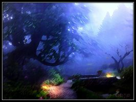 Night Park by BL8antBand
