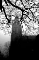 Mist: Kirkcudbright Church2 by Coigach