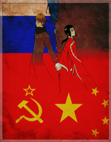 Communist Break by RedMoonDragon