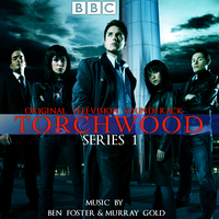Torchwood Series 1 CD Cover by feel-inspired