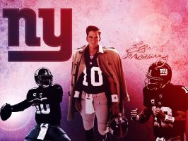 NY Giants Finest by Icyfire777