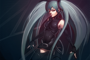 Append Dark Version 2 by Andrewjen