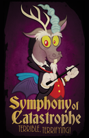 Symphony of Catastrophe by drawponies