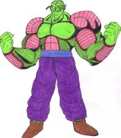 Super Piccolo by DBZ2010