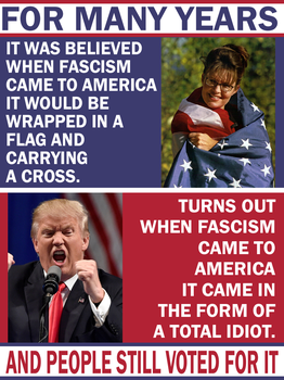 When Fascism Came to America by Party9999999