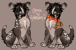 Offer To Adopt by skeletonteaparty
