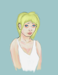 Hannelore in Colour by psychowolf21