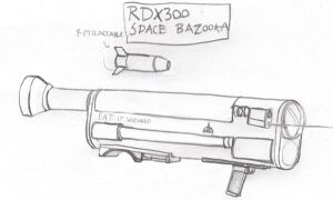 Space Bazooka by Imperator-Zor