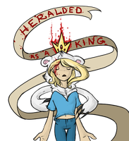 Heralded as a King by Coloursfall