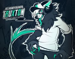 Truxton by squeedgemonster