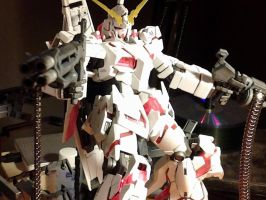 MG Unicorn with custom miniguns by wolf75