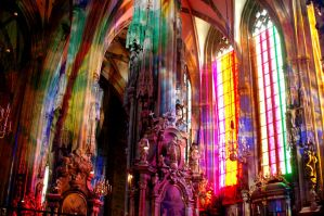 Colour Cathedral. by johnwaymont