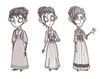 Old Concept Art: Winona by TheDarkwoodsCircus