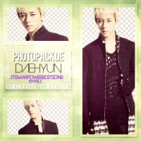 Daehyun Photopack PNG by ItsWarPowerEditions
